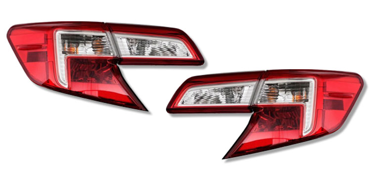 Tail Lights Toyota Camry 2012